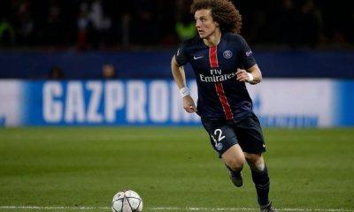 Accord Chelsea/PSG trouvé pour David Luiz et visite médicale à 19h, d'après RMC