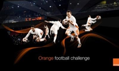Ligue 1 – Une demi-finale de l'Orange Football Challenge pendant la mi-temps du PSG/SMC