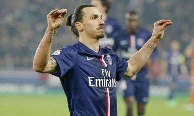 Zlatan Ibrahimovic meilleur buteur européen