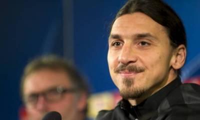 L'offre farfelue d'un club de 4e division allemande pour enrôler Zlatan Ibrahimovic