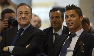 Florentino Pérez «je n'ai aucun doute sur son présent et son avenir» à propos de Cristiano Ronaldo