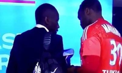 CDF - PSG/OM, Mandanda souffle à Matuidi de laisser gagner Marseille