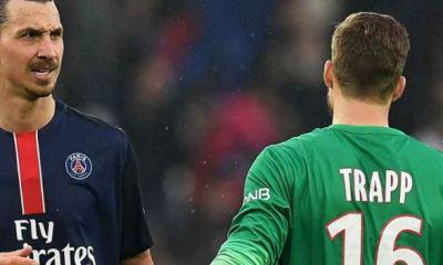 "Zlatan Ibrahimovic a surnommé Kevin Trapp ""Adolf"""