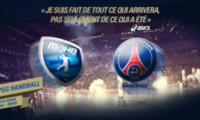 Hand- Le PSG confronté à Montpellier dès la rentrée