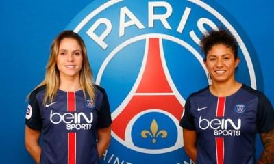 Deux parisiennes présélectionnées pour les JO avec le brésil