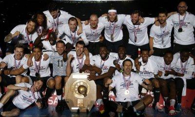 Hand- Six joueurs ont dit adieu au PSG