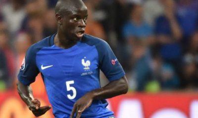 """Laurent Perrin: N'Golo Kanté """"C'est l'un des nombreux dossiers en attente"""""""