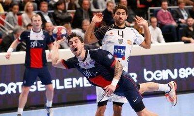 Hand- Le PSG Champion de France, mais défait face à Aix
