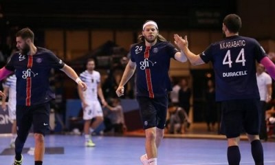 Hand- Les Parisiens dans les Tops de Ligue des Champions