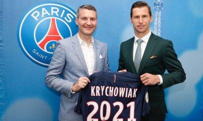 """Krychowiak """"je ne pense pas à m'asseoir sur le banc"""", Emery """"va bousculer la Ligue 1"""""""