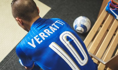 Verratti sera le nouveau numéro 10 du PSG, selon L'Equipe