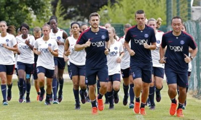 Féminines - La Banque de France impose un huit clos pour l'entraînement du PSG