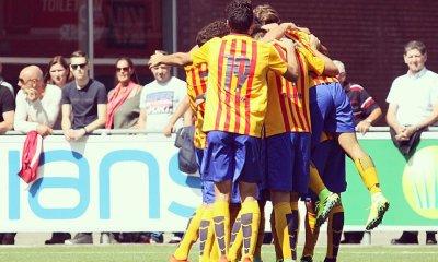 U19 : Lourde défaite du PSG fasse au FC Barcelone 4-1