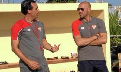 """Monchi """"Ca me plairait de retravailler avec Emery...les directeurs sportifs aiment les bons entraîneurs"""""""