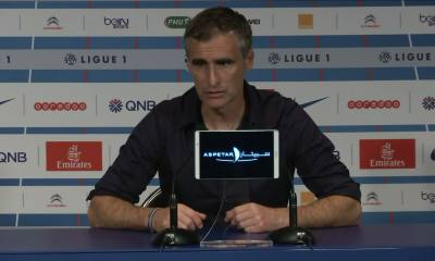 PSG/Dijon - Dall'Oglio «quand tu viens ici tu sais que tu vas souffrir»