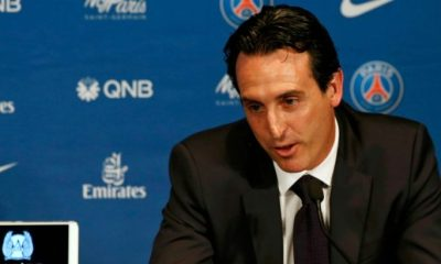 "PSG/ASSE - Emery ""Il faut qu'on ait plus de discipline tactique"""