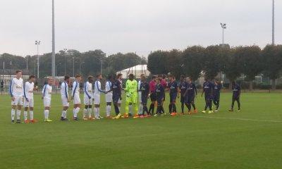 Les U19 s'imposent 4-0 face à Amiens