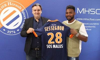Anciens - Stéphane Sessegnon revient en Ligue 1 en signant à Montpellier