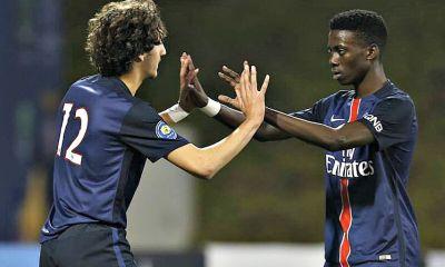U17 - Le PSG s'impose 2-3 face au Paris FC
