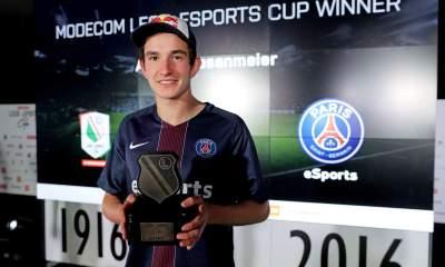 """August """"Agge"""" Rosenmeier remporte la Legia eSports Cup, un nouveau titre pour le PSG!"""