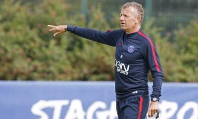 Féminines - Patrice Lair reste l'entraîneur du PSG!