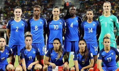 Féminines - 4 joueuses du PSG convoquées en Equipe de France B