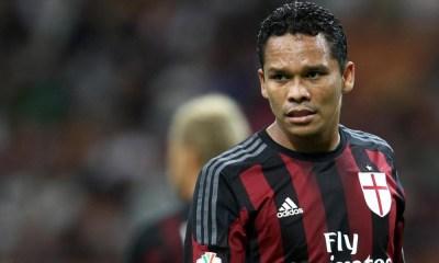 Mercato - Bacca pourrait finalement être vendu par l'AC Milan, en Chine