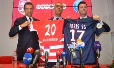 Le PSG disputera le Trophée Ooredoo des Champions contre le Club Africain de Tunis le 4 janvier