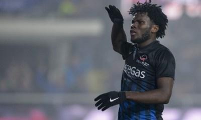 Mercato - Kessié : l'AS Rome a pris de l'avance et le PSG a fait une offre, selon Di Marzio