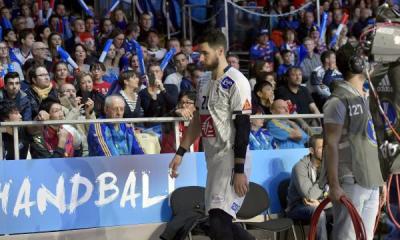 Handball - Luka Karabatic blessé, coup dur pour les Bleus et peut-être le PSG