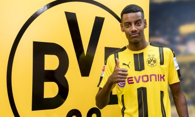 Mercato - Alexander Isak a finalement signé au Borussia Dortmund