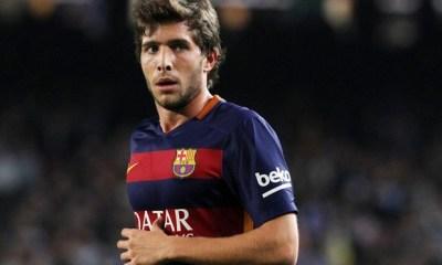 """Barça/PSG - Sergi Roberto """"nous allons essayer de trouver les solutions...nous avons nos chances"""""""