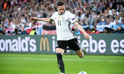 L'Allemagne s'impose 1-4 en Azerbaïdjan avec une passe décisive de Julian Draxler