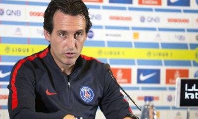 """ASM/PSG - Emery en conf : """"Nous devons démontrer que nous sommes dans un bon moment"""""""