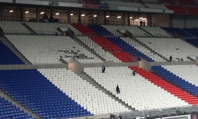 ASM/PSG - L'Olympique Lyonnais publie un communiqué officiel à propos des incidents au Parc OL