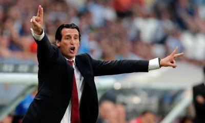 """Metz/PSG - Emery """"L'équipe a souffert mais le troisième but a libéré le groupe"""""""