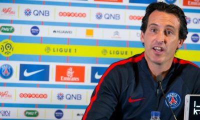 """Unai Emery en conf """"Je suis très content ici...La progression de l'équipe est bonne"""""""