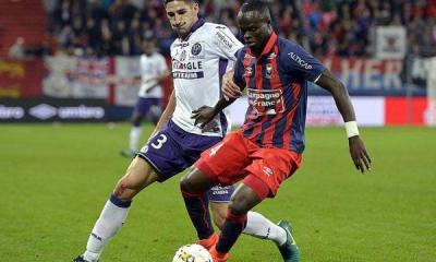 """PSG/Caen - Diomandé """"C'était un match très compliqué pour nous mais on y a cru jusqu'au bout"""""""
