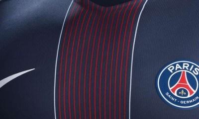 Le PSG en 8e position du classement vendeurs européens de maillots