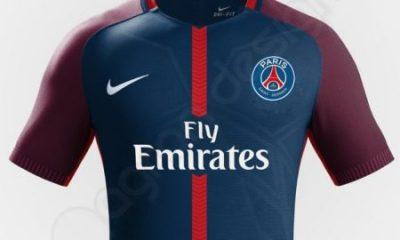 Le maillot domicile du PSG en vente ce mardi à 16h sur le site officiel du club