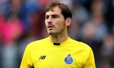 """Mercato - Iker Casillas aurait """"été proposé"""" au PSG, qui n'a pas encore décidé"""