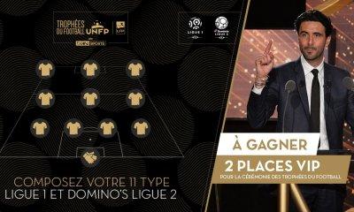 UNFP - 9 joueurs du PSG parmi les pré-sélectionnés pour l'équipe-type de la saison en Ligue 1