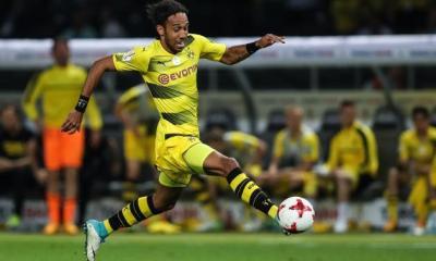 """Mercato - Aubameyang, le Borussia Dortmund affirme ne pas avoir """"reçu d'offre officielle"""""""