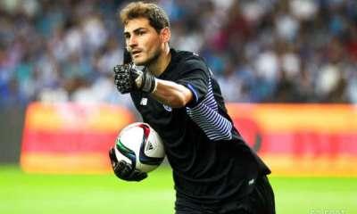 """Iker Casillas """"Le PSG est une des équipes les plus importantes en Europe"""""""