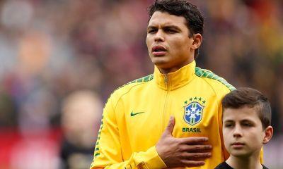 Le Brésil s'impose 0-4 en Australie avec un but de Thiago Silva