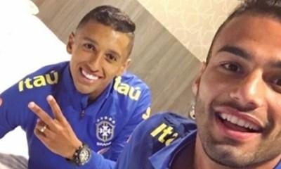 """Marquinhos """"Thiago Maia a un grand avenir, il serait parfait pour le projet du PSG"""""""