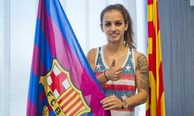 Féminine - Andonova s'engage au FC Barcelone