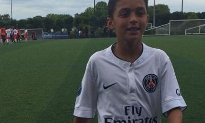 Le prodige Kays Ruiz se dirige vers un contrat professionnel au PSG