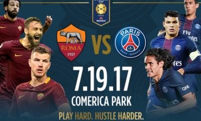 ICC2017 : La composition probable de l'AS Roma dévoilée