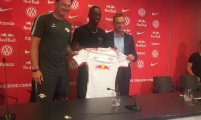 Jean-Kévin Augustin quitte le PSG et signe à Leipzig, c'est officiel !